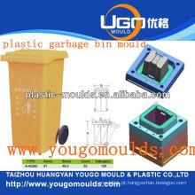 Moldes de lixo decorativos e mofo de lixo de plástico de 2013 em taizhou, zhejiang