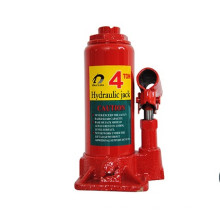 4 Ton SGS approuvé 338mm bouteille de bouteille hydraulique