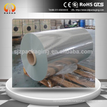 12mic Transparent PET film for printing and lamination