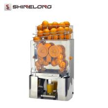 Máquina exprimidor comercial automática anaranjada K614 de la encimera