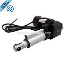 6000 Н 12В 600 мм ход Электрический линейный привод для частей стула recliner, домашняя мебель
