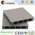 Wood plastic composite interior or indoor decking flooring
