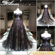 Alibaba china ladies wedding dress high quality custom sexy evening plus size wedding dress 2016