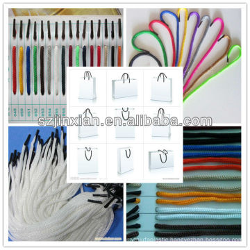 6mm paper bag rope handle for shopping bag