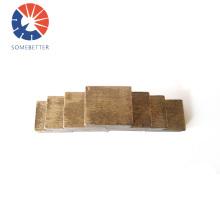 Diamond stone flat types segment for granite, marble, sandstone single blade, multi blade cutting