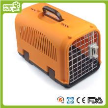 Multicolor Firm PP y ABS Pet Flight Cage (HN-pH432)