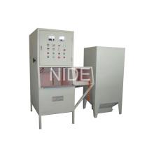 Máquina eletrostática da pintura do pó da bobina do estator