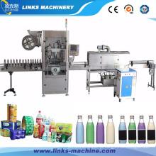 Preço automático da maquinaria da etiqueta do PVC
