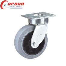 Echador conductor de la rueda del eslabón giratorio de Kingless del impacto resistente de 100m m