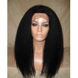 Full Lace Wigs/Human Hair Wigs/Afro Wave Lace Wig High Quality