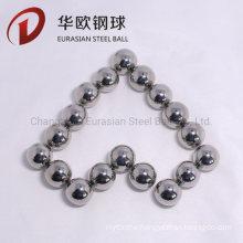 Size 9.525mm 30.163mm Stainless Steel Balls for Aerosol and Dispenser Valves