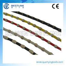 Пилы провода диаманта для бетона Вырезывания