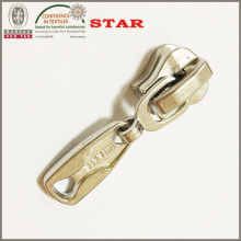 Kundenspezifischer Metallreißverschluss ziehen für Qualitätsreißverschluss an