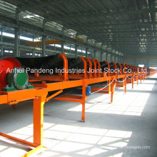 ASTM/DIN/Cema/Sha Standard Coal Mine Using Fixed Belt Conveyor