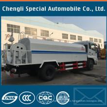 Camión de bomba limpia de alta presión potente y resistente 8tons