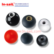 Jb/T7271 Curves Surface Lever Knobs with Female Thread