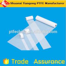Китай Новый материал Сопротивление Ударная прочность ПТФЭ тканевая пленка