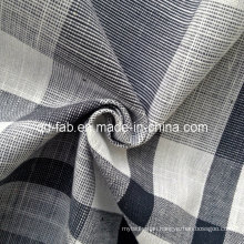 100%Cotton Yarn Dyed Shirting Fabric (QF13-0763)