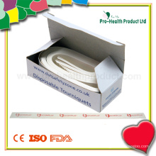 Latex-Free Disposable Tourniquet with Small Paper Box