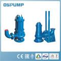 WQ Cutting submersible sewage pump