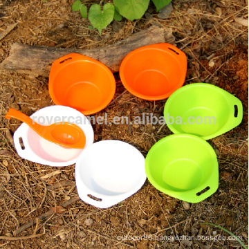 Fire Maple Portable Camping Hiking Picnic 6 Bowls + 1 Spoon PP Outdoor Cooking Tableware Set