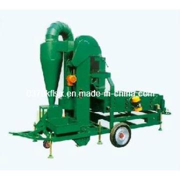 Máquina de la limpieza de la semilla, máquina que procesa de los granos