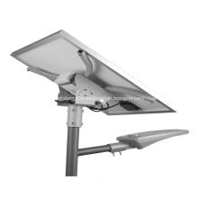 High-efficiency solar lighting street lights