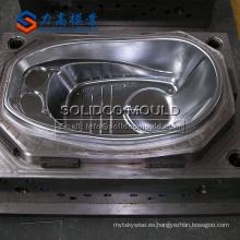 Fabricante experimentado del molde para el molde plástico de la bañera del bebé de la inyección