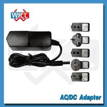 UL FCC CE BS SAA переключение AC DC 12v 350ma адаптер питания
