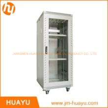 Pièce de 42u1 de Cabinet de réseau de Sever de plancher standard de 19 pouces debout