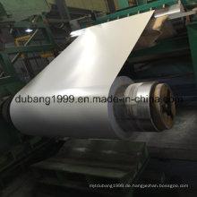 PPGI mit Blumen-Design-weißer Basis von Shandong