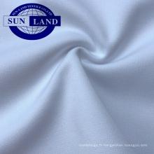 Double couche de coton interlock en polyester utilisé pour la toison polaire par sublimation