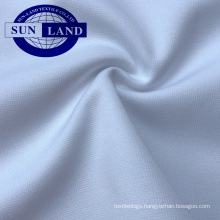 Knit polyester cover cotton interlock double used for sublimation polar fleece