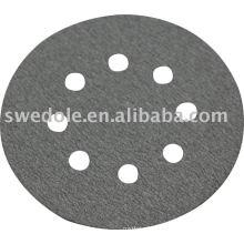 ALUMINUM OXIDE Sanding Disc with Holes