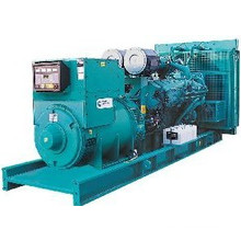 800kw Dual-Fuel Generator Set with Yuchai Engine