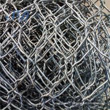 Grillage hexagonal électro galvanisé de 25 mm