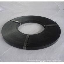 Correa de acero para embalaje hecho en China