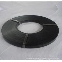 Correia de aço para embalagem feita na China