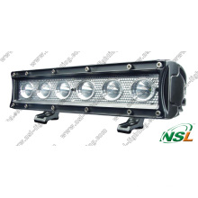 30W 10 Inch LED Work Light Bar Offroad Flood Spot Comb 6PCS*5W 2550lm LED Driving Light Bars for Mining Boat SUV ATV