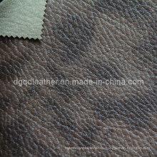 Модный дизайн дышащий PU мебели кожаный (qdl по-FB0047)