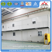 EPS sandwich panel prefabricated container office homes en venta