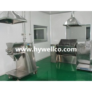 Wet Granules Granulator Machine