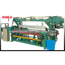 Flexible Rapier Loom For Plain Weave