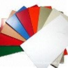 Albond Pvdf Acp Cladding Wall Material