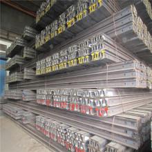 Çelik demiryolu p24 ray 55Q Q235 maden demiryolu