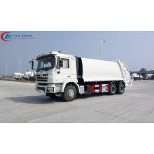 Meilleur camion lourd SHACMAN F3000 22cbm de gestion des déchets