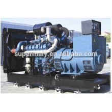 Original 500kVA Doosan Daewoo generator with CE