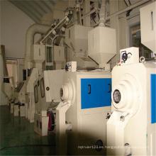 Máquina de procesamiento de arroz de juego completo de 3 toneladas por hora