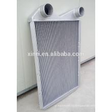 Intercambiador intercooler de aluminio preferido del mercado de IRAN para intercooler de camión NICOLE AMICO de GOLDEN SUN
