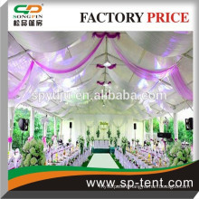 20x30m aluminum frame trade show tent with fioor system and carpet for exhibition/event